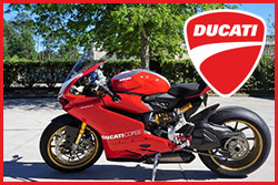 We Buy Ducati Motorcycles