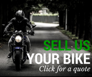 Sell us your motorcycle quote