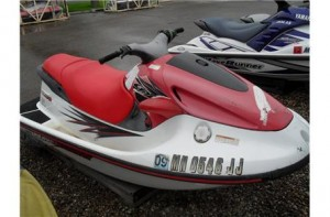 Yamaha GP1200 watercraft
