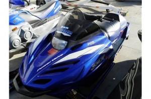 Yamaha SRX700 watercraft