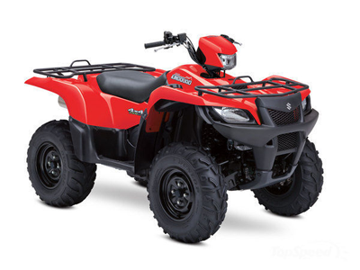 Selling your Suzuki KingQuad