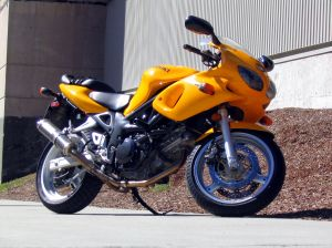 Suzuki Bought In Houston Texas