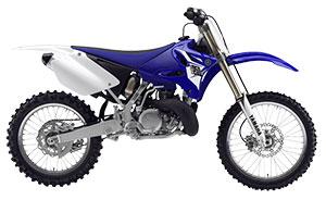 2014 Yamaha YZ 250