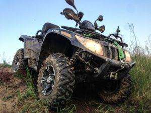 ATVs in Michigan and the Midwest