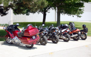 Summer's Upcoming Michigan Motorcycle Rides & Events