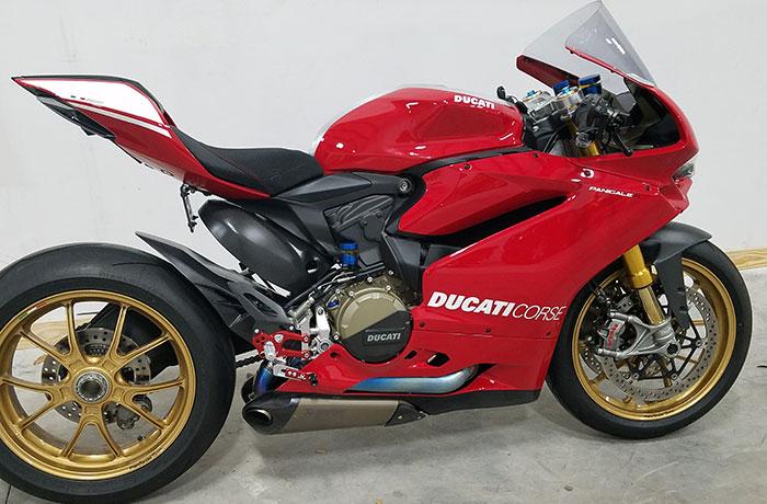 Ducati Corse Panigale