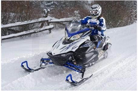Yamaha Apex LTX
