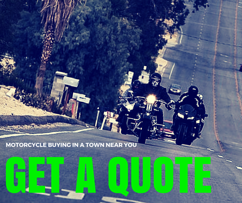 Pennsylvania Motorcycle Buying Quote