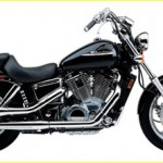 2006 Honda Shadow Spirit A Cruiser