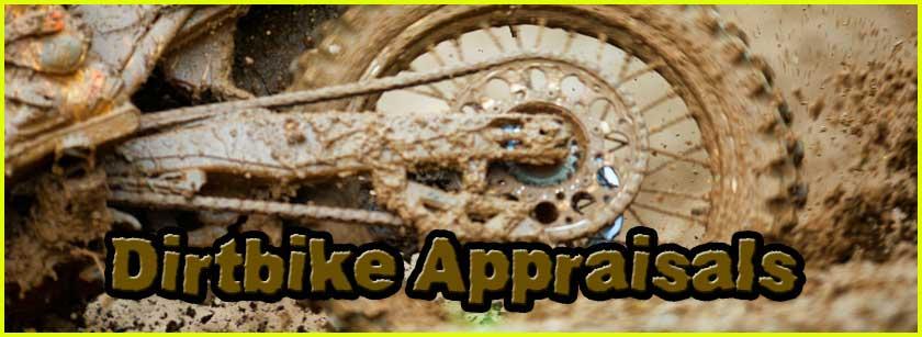 Dirtbike Appraisals