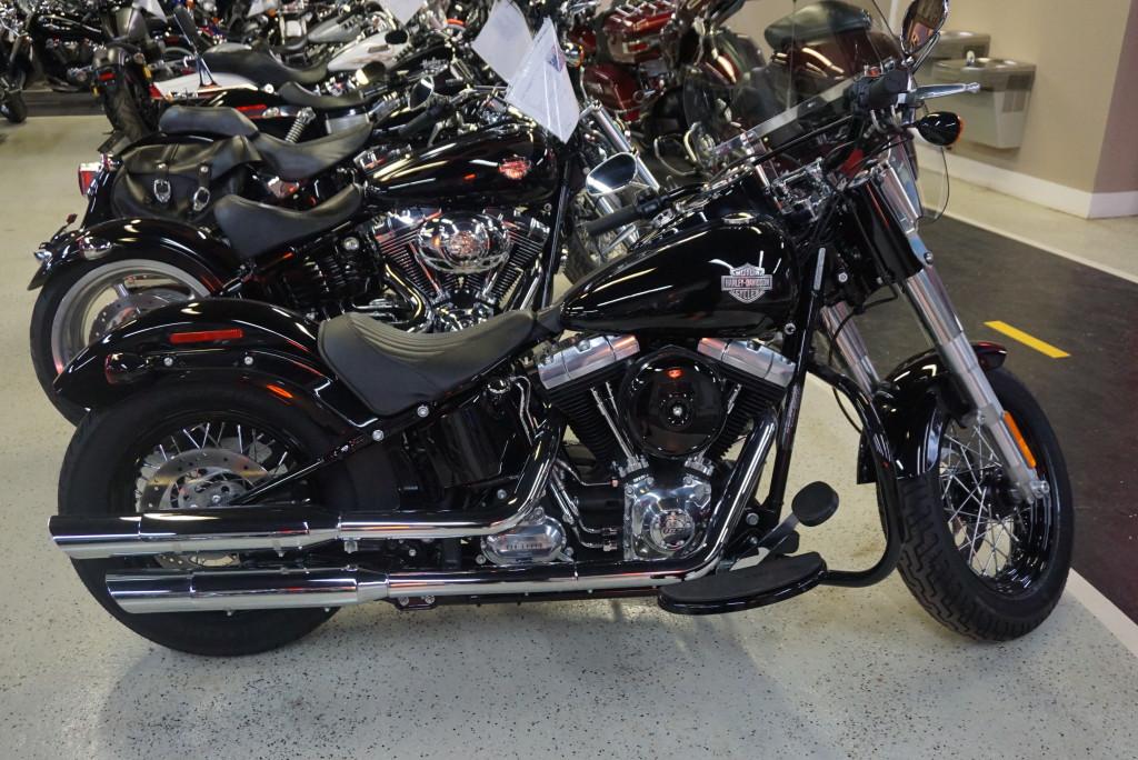 2010 Harley Davidson Soft Tail Slim