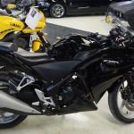 2012 Honda CBR 250