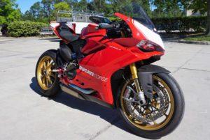 2016 Panigale R Ducati Race