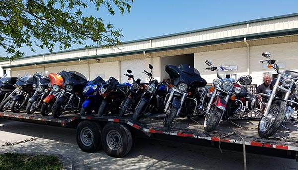 Motorcycle Buyers In Texas
