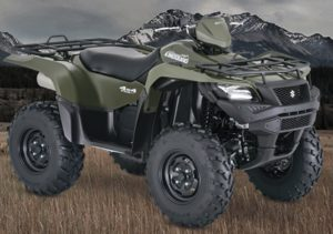 sell your Suzuki KingQuad