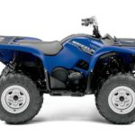 2015 Yamaha Grizzly 700 4X4 EPS