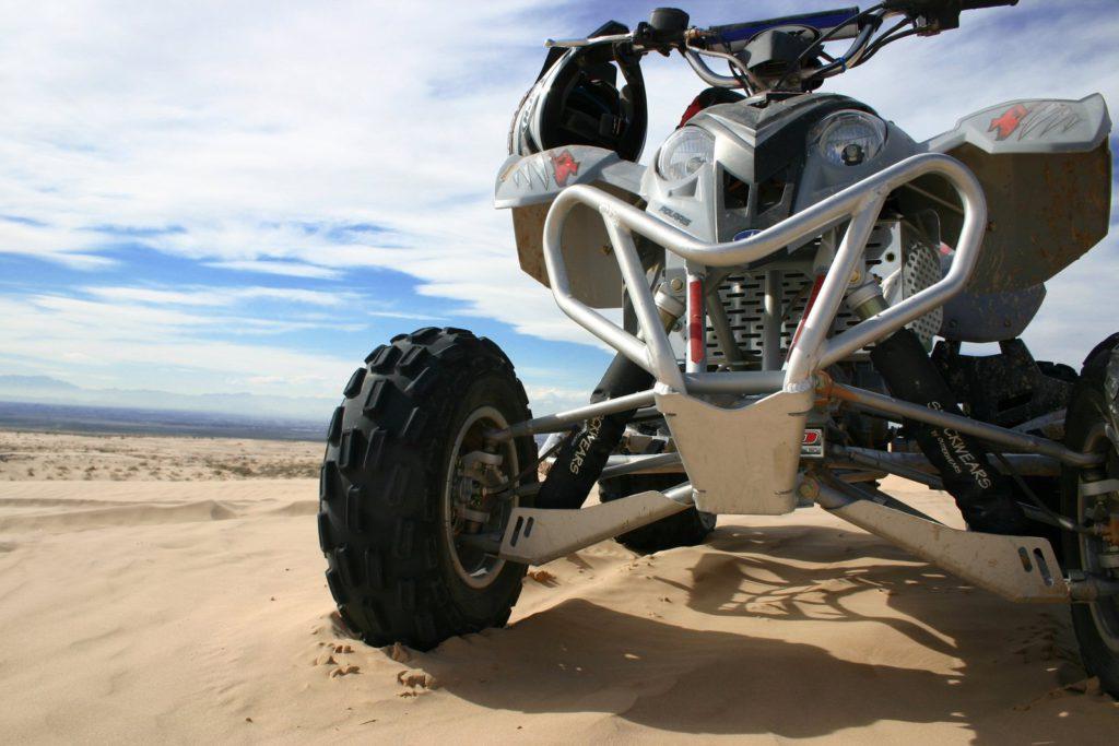 child-ATV safety