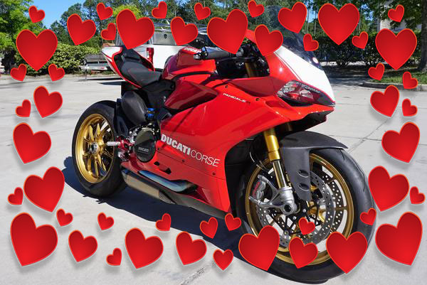 Valentine's Motorcycle Events In Florida