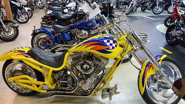 We buy custom motorcycles